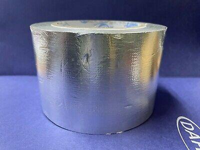 Dewal Dw407 Aluminum Foil Glass Fabric Laminate Plasma Tape 3 X 36yds Duct
