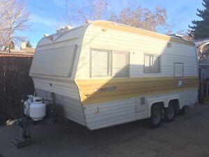 1976 vanguard 18ft trailer