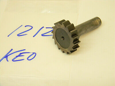 "HSSCO Slotting Saw .125/"" X 2-1//2/"" OD X 5//8/"" Bore 36T"