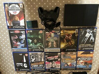 sony playstation 2 bundle
