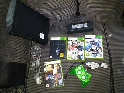 Xbox 360 console bundle with games