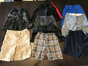 10 pairs of boys shorts