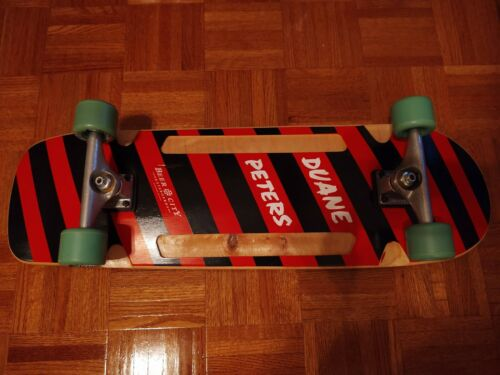 DUANE PETERS Beer City deck indys skateboard