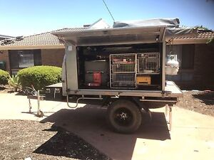 Lift off ute camper on 4x4 trailer Forrestfield Kalamunda Area Preview