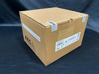 0950-001 Axis P3224-v Mkii Communication Daynight Fixed Dome Network Camera