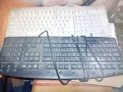 Both 2 Keyboards Waterford West Logan Area Preview