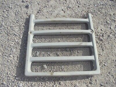 International Farmall 460 Ihc Ih Utility Tractor Excellent Front Nose Cone Grill