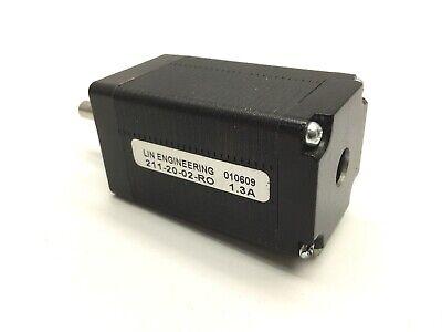Lin Engineering 211-20-02-ro Stepper Motor Nema 11 Step 1.8 Deg Amperage 1.3a