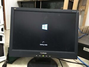 Dell computer desktop with monitor $150