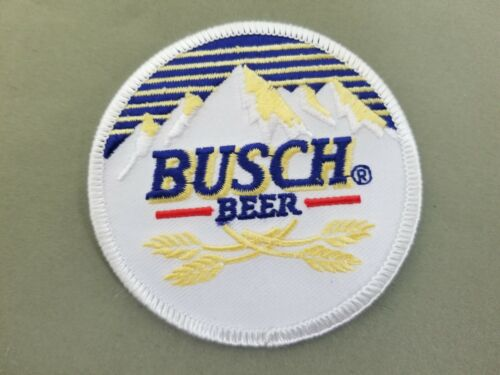 Busch Beer embroidered patch