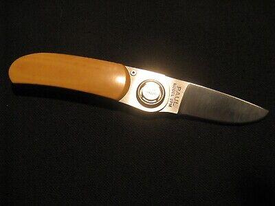 Vintage Gerber Paul Knife Model 2pm Blond folding pocket knife Portland Or 97223