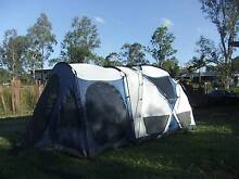 Very large family tent Greenbank Logan Area Preview