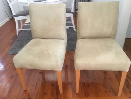 Wanted:  Dining chairs