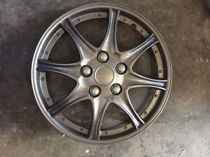 """Wheel covers for 15"""" rims. 4 available."""