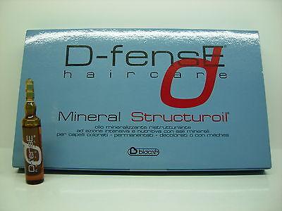 Umstrukturierung Öl (D-Fense Mineral Structuroil Biacre' Öl Mineralisierende Umstrukturierung 10)