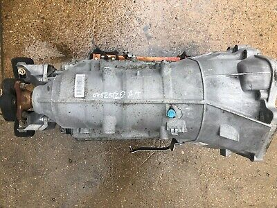 2007 BMW 525i E60 AUTOMATIC TRANSMISSION ZF 6HP19 TESTED WARRANTY OEM
