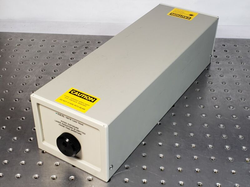 Excel Precision 1001B Stabilized HeNe Laser Replaces HP-5517A Tested >360uW