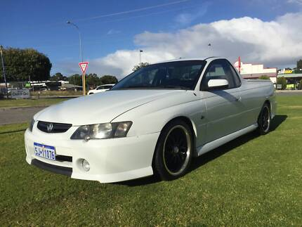 Holden Commodore SS Ute Manual