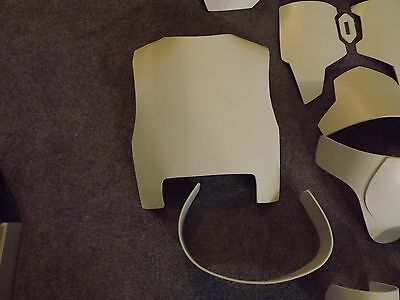 SMALL ADULT/WOMENS/MANDALORIAN FAN MADE ARMOR w/EXTRA PIECES (Deluxe Version)