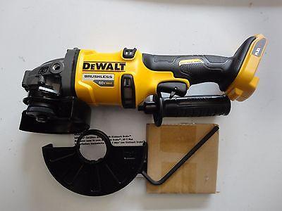DEWALT DCG414B 60V Volt max Flexvolt 4 1/2