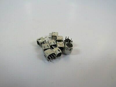 10 New Toko Variable Coil Inductor 3.9uh 7.96mhz Qmin55 6x6mm 332pn-t1019z