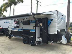 NEW 2016 NEXTGEN GREYLINE OFFROAD ENSUITE SHOWER TOILET CARAVAN Clontarf Redcliffe Area Preview