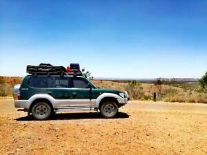 1997 Toyota LandCruiser Prado - Perfect Backpacker 4WD Camper Van