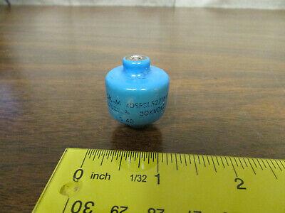 Crl-m 270pf 20 30kv High Voltage Doorknob Capacitor
