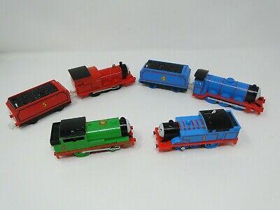 Thomas Trackmaster Motorized PERCY & Thomas Work Gordon & James Are Parts