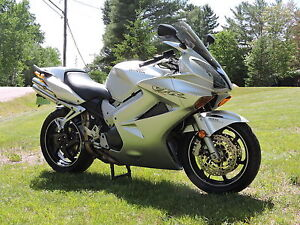 Honda VFR 6th Gen with ABS brakes.  *SALE PENDING*