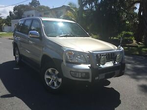 2004 Toyota LandCruiser Wagon Southport Gold Coast City Preview