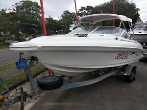 2001 HAINES SIGNATURE 530BR W/ 2002 115HP MERCURY 4 STR Clontarf Redcliffe Area Preview
