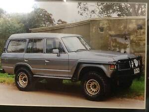 Looking for missing 1984 Toyota LandCruiser Wagon Torrens Park Mitcham Area Preview