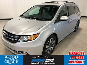 2014 Honda Odyssey Touring CLEAN CARFAX, ONE OWNER..