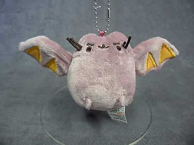 Gund NEW* Pusheen Blind Box - Purple Bat * Halloween Trick Treats Mini Plush Cat