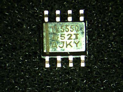 Tlc555qd Texas Instruments Tlc555qdr Ic Osc Sgl Timer 2.1mhz 8-soic 20 Pcs