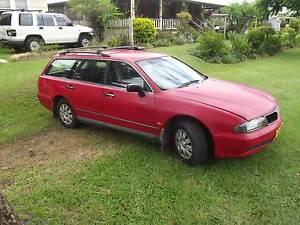 1997 Mitsubishi Magna Sedan Grafton Clarence Valley Preview