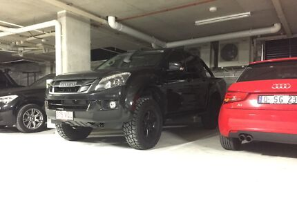 BRAND NEW One off 2015 Isuzu D-Max Ute with plenty of extras Kedron Brisbane North East Preview