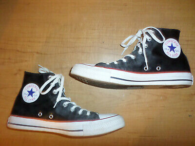 Converse Chuck Taylor All Star Shoes Women's Size 9 Black - Nice - Fast Shipping