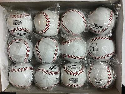 Dozen YBP BLEM Wilson  1010S Baseball