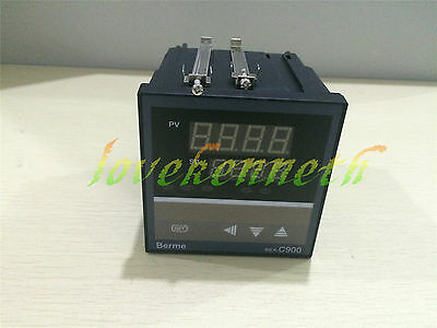 Digital Pid Temperature Controller Rex-c900 Thermocouple Input Relayssr Output