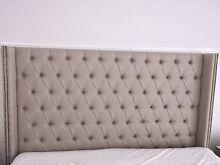 Brand new unopened linen tufted queen headboard Monterey Rockdale Area Preview
