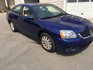 2009 Mitsubishi Galant, Safety and E-test included!!