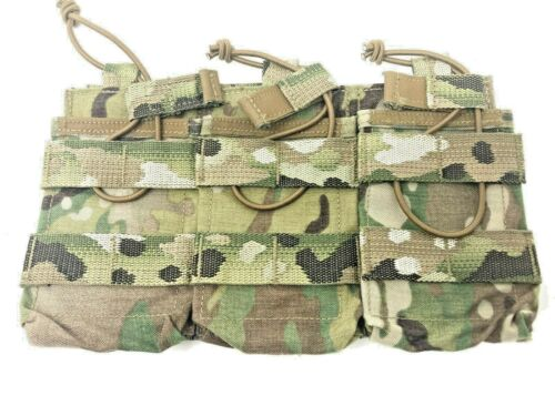 First Spear Multi-Cam 3 Mag Triple Ranger Shingle Pouch