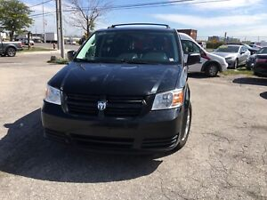 2010 dodge caravan,DVD,backup camera,remote starter