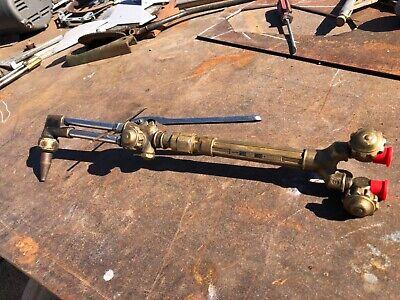 Victor Ca2460-315fc Cutting Torch Set