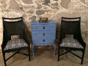 REFINISHED AND VINTAGE FURNITURE