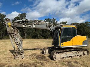 Volvo EC140 CL Tracked-Excav Londonderry Penrith Area Preview