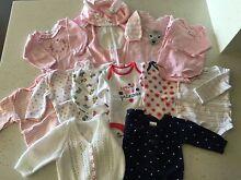 GIRLS BABY CLOTHES- SIZES 000-00 Littlehampton Mount Barker Area Preview
