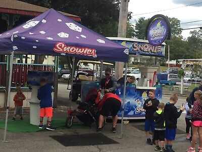 Snowie Shaved Ice Kiosk